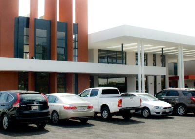 PWFC building